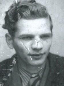 Berl Kostinski als Hans Vogeler, Berlin 1943