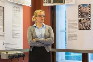 Isabella Szendzielorz, Foto: Kai Otte